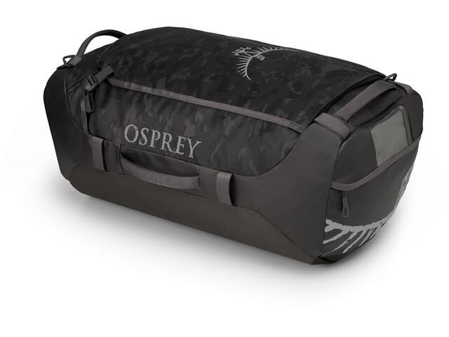 Osprey Transporter 65 Duffel Bag, camo black